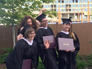 a monster and the graduates